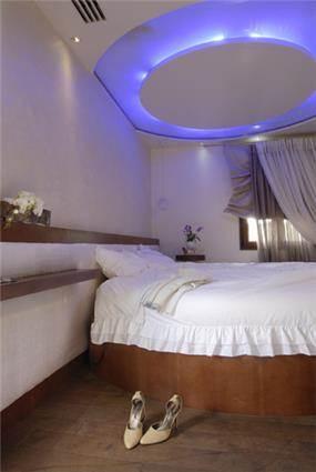 חדר שינה, פרוייקט המאה של BVD   - גלית אבינועם אדריכלות ועיצוב פנים