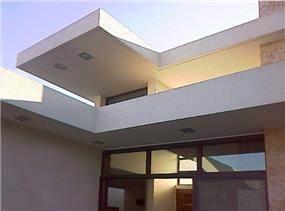 חזית בית פרטי, תכנון אדריכלי אלון פרידנטל