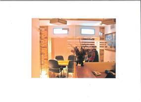 חדר ישיבות - Rכיטקטורה