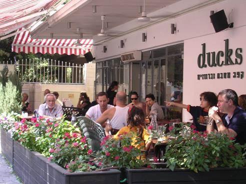 מסעדת Ducks, תל אביב - Urban Connection עיצוב פנים