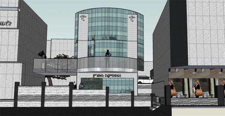 מבנה מסחרי - סיגמה הנדסה