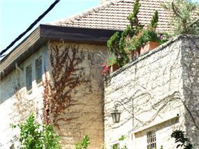 בית פרטי, מושבה גרמנית, ירושלים - אדריכל יובל אבנד