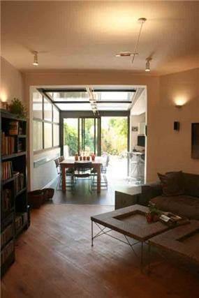 פינת אוכל, בית משפחת בן יהודה - גלעדי דובר אדריכלות וניהול פרויקטים