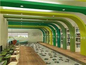ספריה ציבורית לנוער וילדים
