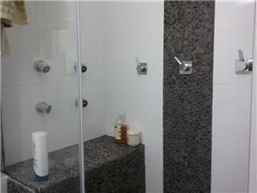 חדר אמבט בשיפוץ אורן קרני - עיצובים ושיפוצים