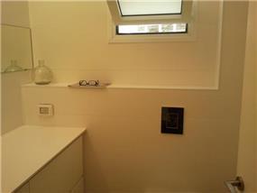 עיצוב וחיפוי בחדר אמבט של אורן קרני