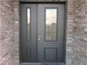 דוגמא לדלת מעוצבת של אביר דלתות