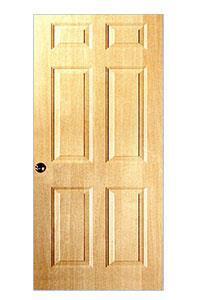 דלת מעוצבת של אביר דלתות