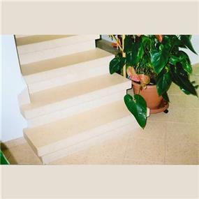 """מדרגות מוזאיקה ייצור ע""""י בני מדרגות"""