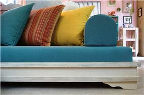 דוגמא לכורסא מבית מרפדיית ויסאם