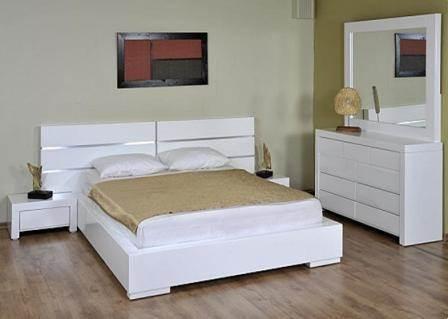 חדר שינה דגם ולנסיה