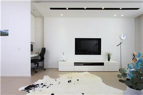 עיצוב דירה בחולון בסגנון מינימליסטי