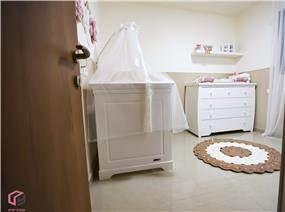 חדר לתינוקת  מושב עזריקם