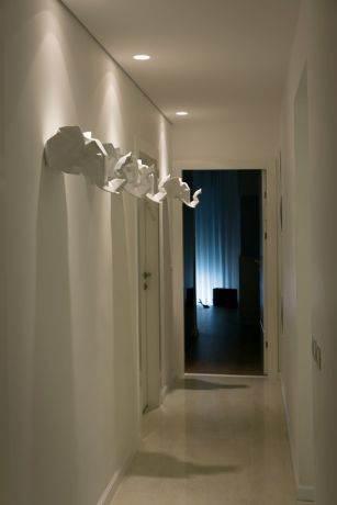 מסדרון מעוצב, אורית כוכבי תכנון ועיצוב פנים