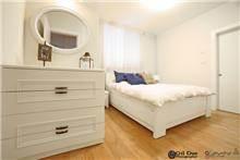 חדר שינה מעוצב, טלי גרונברג עיצוב פנים
