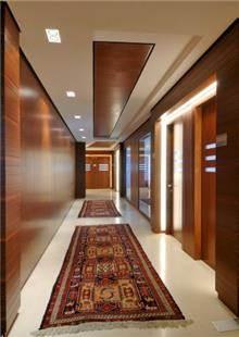 מבואה בין החדרים, משרד עו''ד גורניצקי - סתר אדריכלים