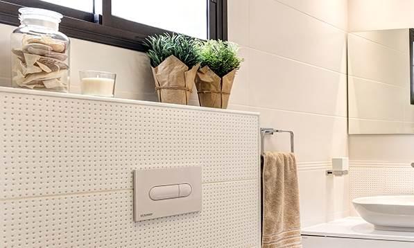 חדר שירותים מעוצב, ענת רגב - אדריכלות אחרת