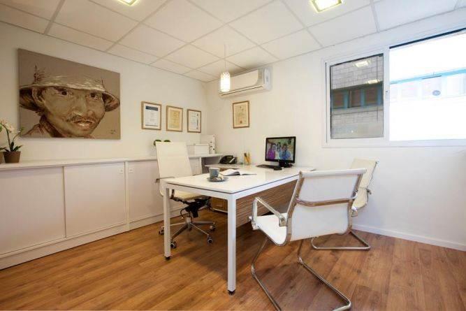 חדר משרדי, ענת רגב - אדריכלות אחרת