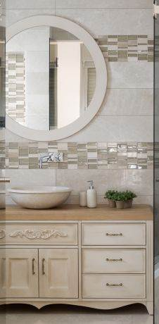 עיצוב חדר אמבטיה, ענת רגב- אדריכלות אחרת
