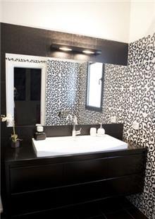 חדר אמבט בהוד השרון בעיצוב ליאת הראל