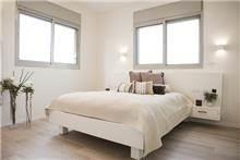 חדר שינה בכפר סבא-עיצוב ליאת הראל