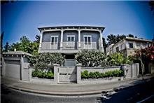 חזית בית פרטי בצהלה בעיצוב של גני עמרם