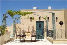 בית פרטי, פינת ישיבה בחצר - Architecture and Design - נטע דוידי אדריכלים