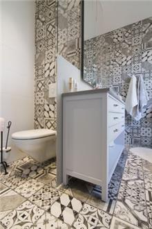 מקלחת הורים - לב אדריכלות