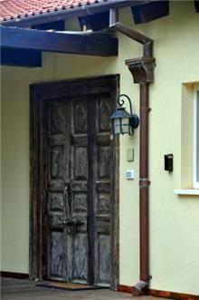 כניסה לבית, מירי גור אדריכלות ועיצוב פנים.