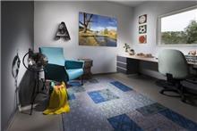 חדר עבודה לאיש עסקים שעובד מהבית, מיטל צימבר