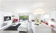 חדר מגורים, ענבר מנגד - תכנון ועיצוב פנים