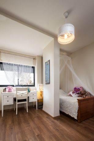 חדר ילדה, ענבר מנגד - תכנון ועיצוב פנים