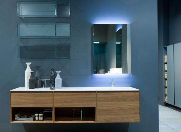 חדר אמבטיה בסגנון מודרני, ליאן מטבחים