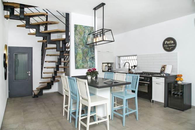 עיצוב חלל מגורים, עמית ישראל עיצוב a.i.design studio