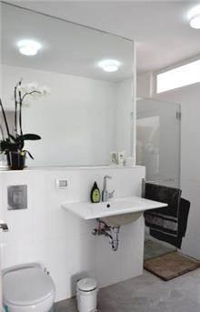 חדר מקלחת, דיאנה סטארק- אדריכלות ועיצוב פנים