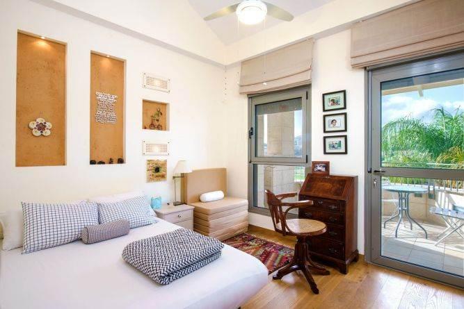עיצוב חדר שינה במודיעין - ברברה ברזין