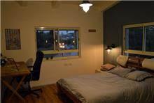עיצוב חדר שינה- בי אדריכלים