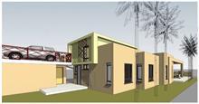 חזית לבית,אילנה משלזון אדריכלים