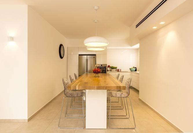 עיצוב דירת גן בשרון - רונית גולדפריד / עיצוב ואדריכלות פנים