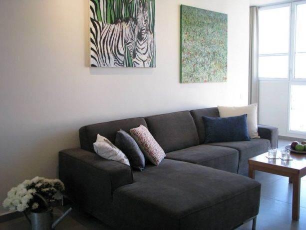 דירה ברחוב חיים לבנון, תל אביב. סלון, פרטים-סטודיו לאדריכלות ולעיצוב