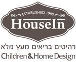 HouseIn - עודפים - לוגו