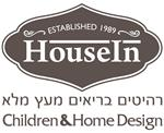 HouseIn - לוגו