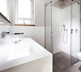 גלריית חדרי אמבטיות