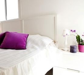 גלריית חדרי שינה