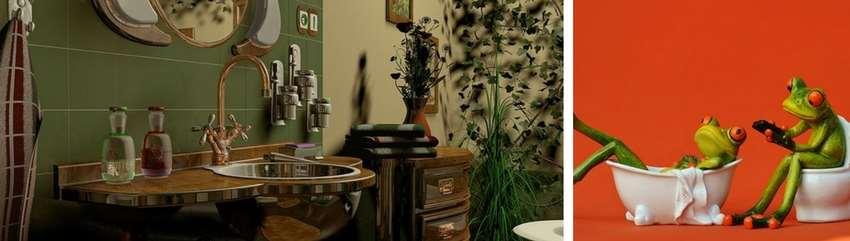הדירה מציגה: כך תשדרגו את חדר הרחצה