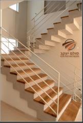 מדרגות בהירות