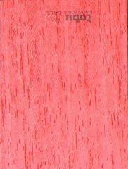 פורניר אדום משי