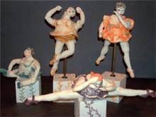 פסל רוקדות בגדול 1
