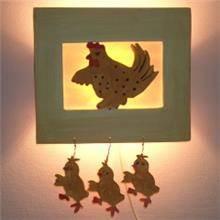 מנורת ילדים 18 בצורת תרנגול