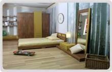 חדר ילדים שמיים ואדמה